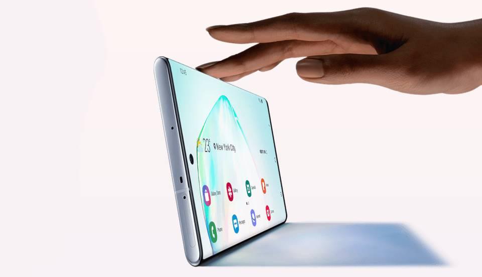 گوشی موبایل سامسونگ Samsung Galaxy Note 10 Plus 12/256GB
