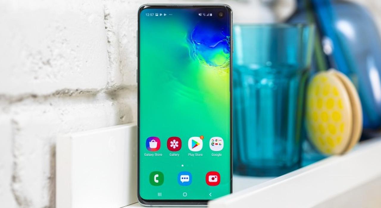 گوشی موبایل سامسونگ Galaxy S10  دو سیم کارت ظرفیت 128 گیگابایت