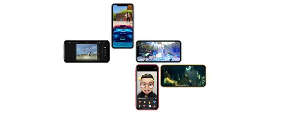 گوشی موبایل اپل مدل  iPhone  11 CHظرفیت 128 گیگابایت - بدون رجیستر