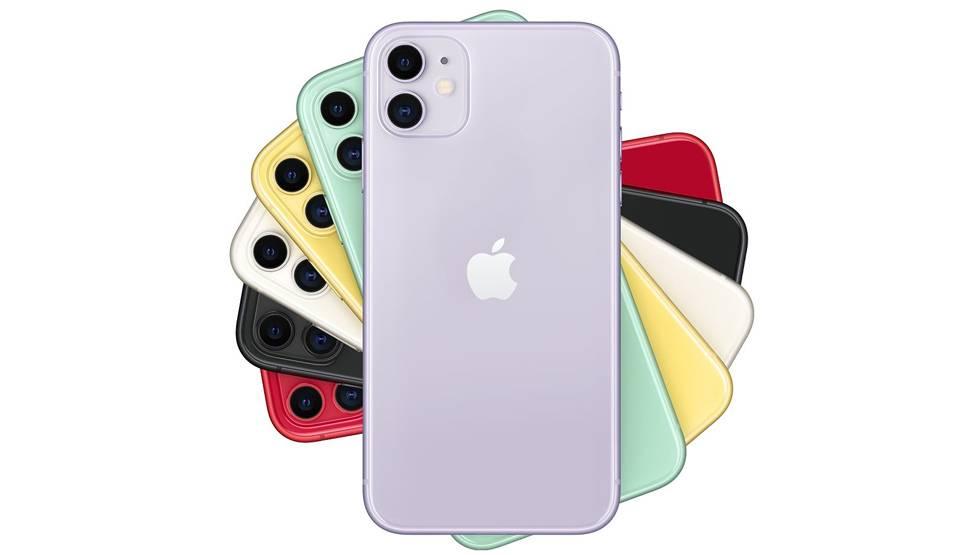 گوشی موبایل اپل Apple iPhone 11 128G-Dual sim