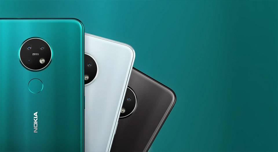 مشخصات، قیمت و خرید گوشی موبایل نوکیا مدل 7.2 TA-1196 DS دو سیم کارت ظرفیت  128 گیگابایت همراه با رم 6 گیگابایت | دیجیکالا
