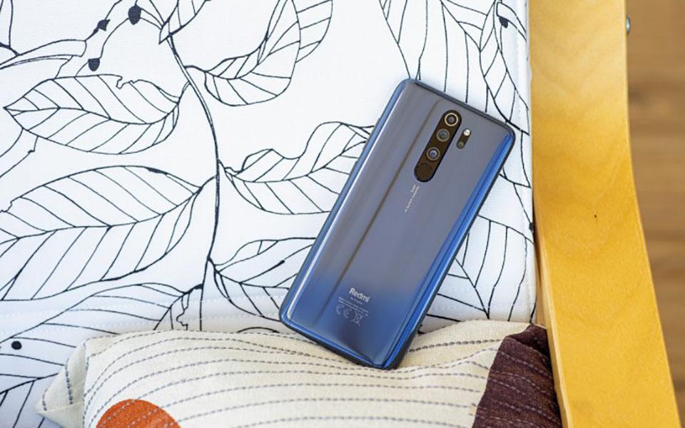گوشی موبایل شیائومی Note 8 Pro با ظرفیت 64 گیگابایت