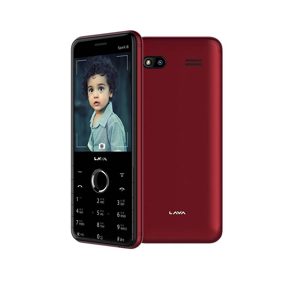 گوشی موبایل لاوا مدل Spark i8