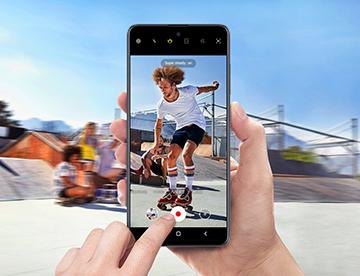سخت افزار گوشی موبایل سامسونگ مدل Galaxy A51 تراشه اگزینوس ۹۶۱۱
