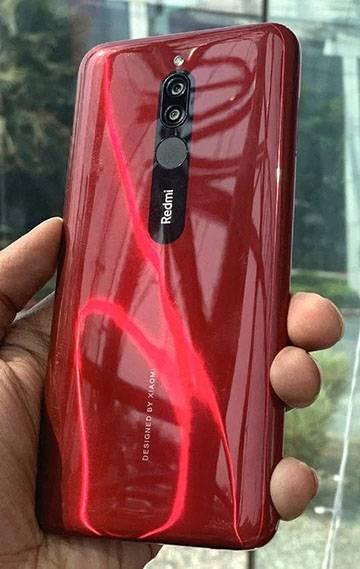 گوشی موبایل شیائومی Xiaomi Redmi 8 Dual SIM 32GB