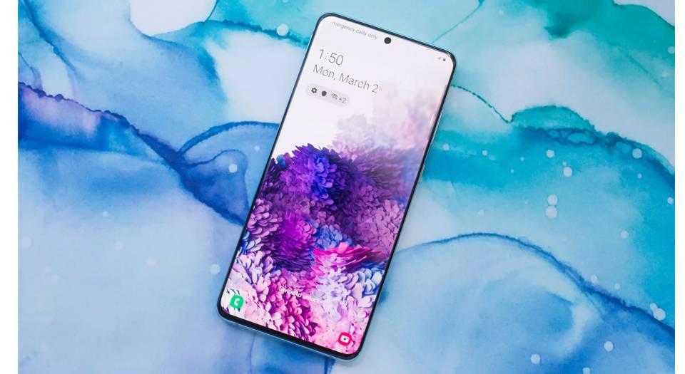 گوشی موبایل سامسونگ گلکسی S20 Plus ظرفیت 128 گیگابایت و 8 گیگابایت رم