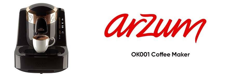 معرفی قهوه ساز آرزوم مدل OK001
