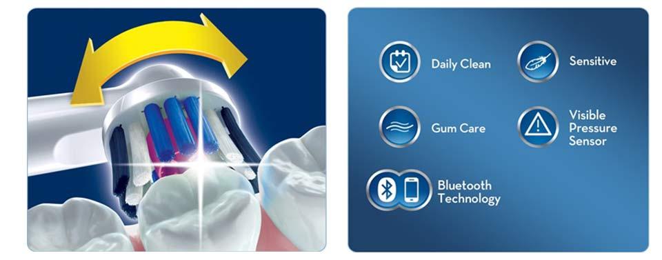 قیمت مسواک برقی اورال-بی مدل Professional Care 3000