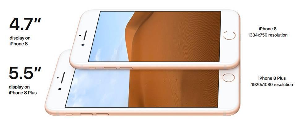 گوشی موبایل اپل Apple iPhone 8 Plus 64G