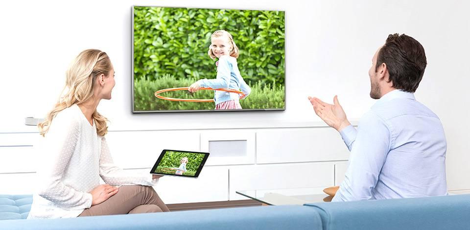 تلویزیون 49 اینچ پاناسونیک