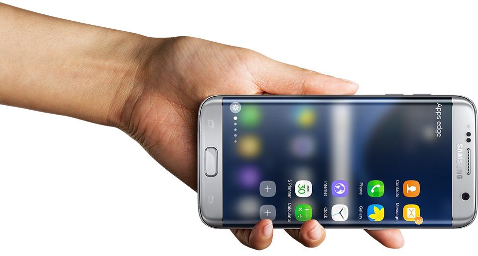 گوشی موبایل سامسونگ Samsung Galaxy S7 Edge 32GB