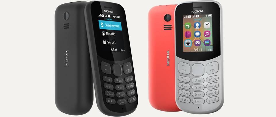 گوشی موبایل نوکیا Nokia N130 Dual SIM