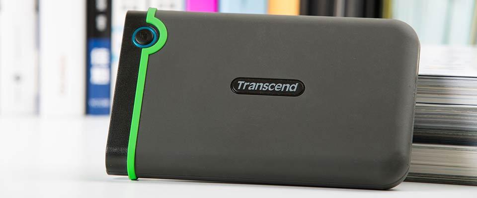 هارددیسک اکسترنال ترنسند مدل StoreJet 25M3 ظرفیت ۲ ترابایت
