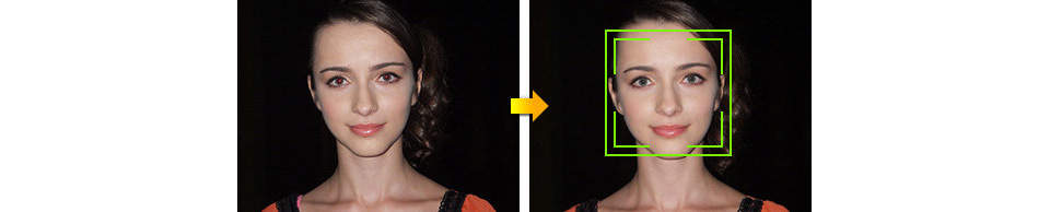 عکس تشخیص چهره