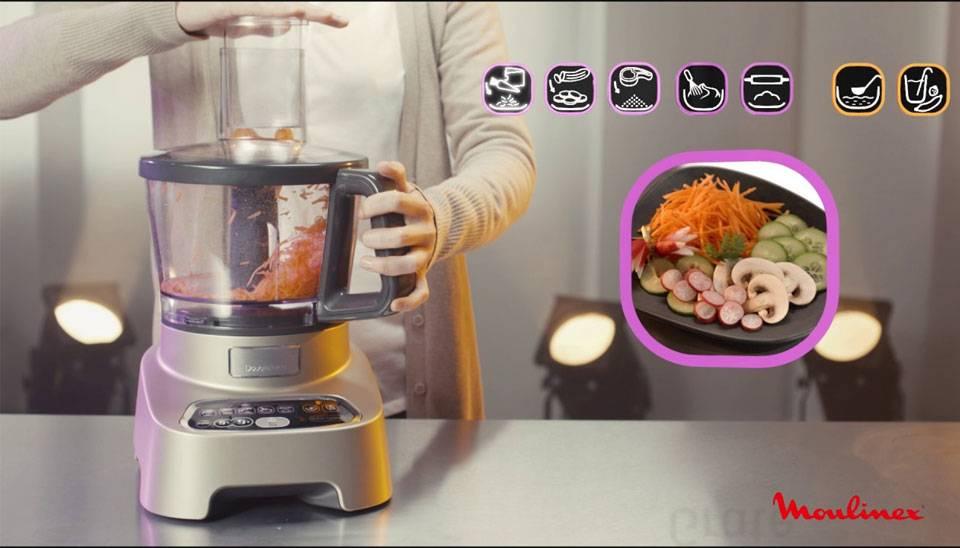 غذا ساز ۳۸ کاره مولینکس مدل FP826H10