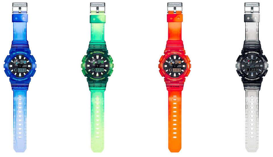 ساعت مچی دیجیتالی مردانه کاسیو جی شاک GAX-100MSA-2ADR 3