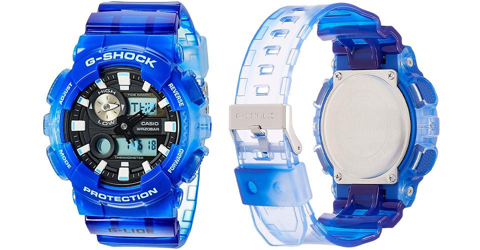 ساعت مچی دیجیتالی مردانه کاسیو جی شاک GAX-100MSA-2ADR 4