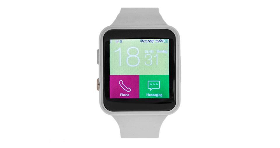 ساعت هوشمند و هندزفری وی سریز مدل X6 الف 001