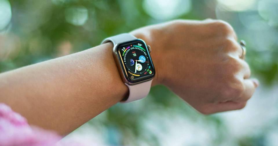 ساعت هوشمند اپل واچ سری ۵ 44m Space Aluminum Case Sport Band