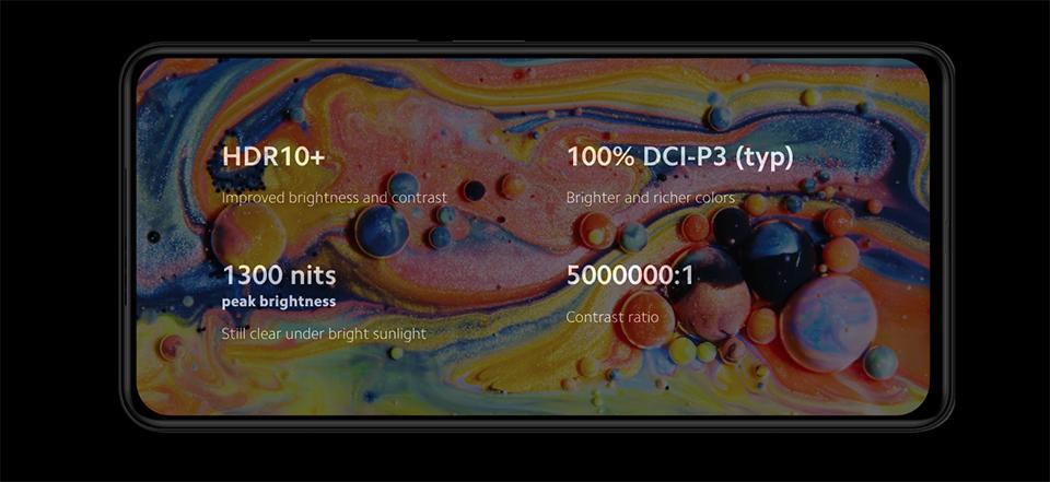 طراحی و ظاهر گوشی شیائومی مدل POCO F3 5G