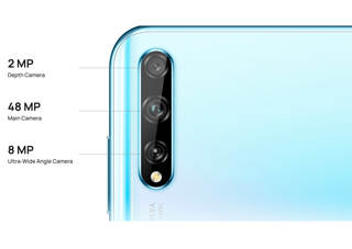 گوشی موبايل هواوی مدل Y8p با ظرفیت 128 گیگابایت