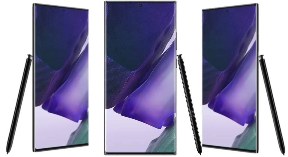 گوشی موبایل سامسونگ مدل Galaxy Note20 Ultra 5G ظرفیت 256 گیگابایت