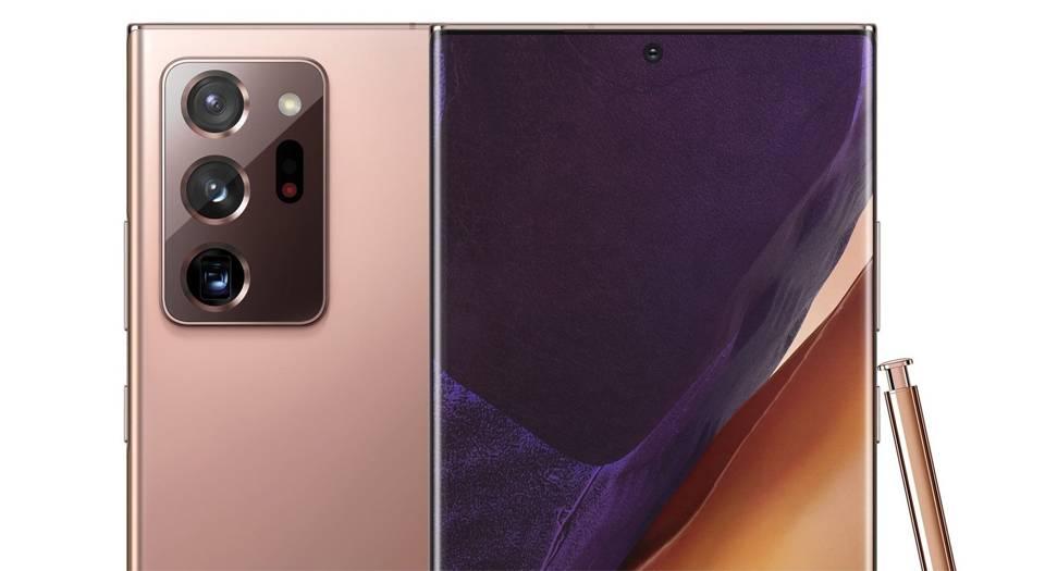 گوشی موبایل سامسونگ مدل Galaxy Note20 Ultra 5G دو سیم کارت ظرفیت 256 گیگابایت
