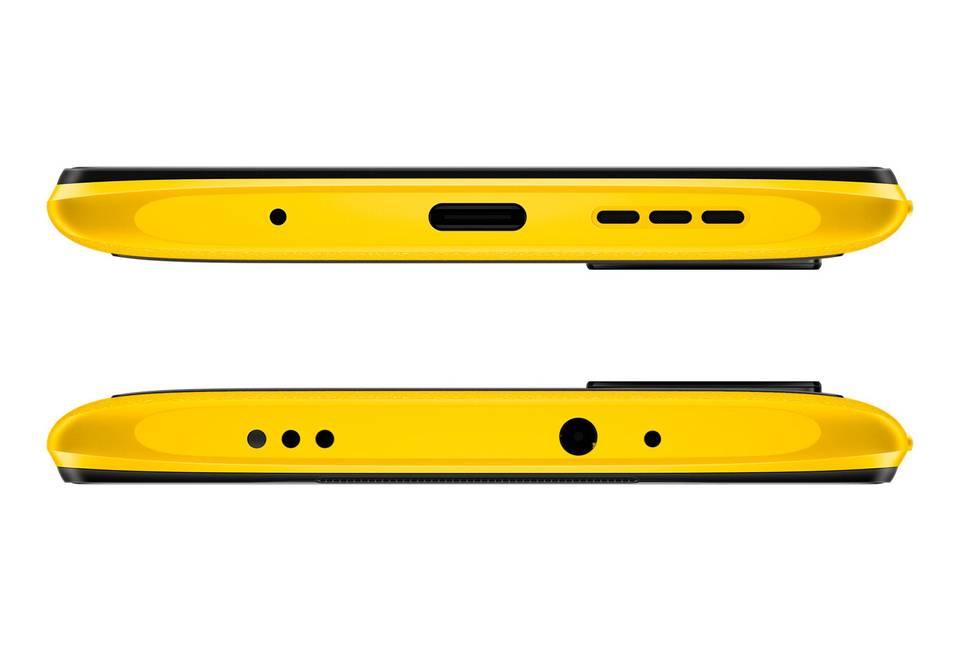 گوشی موبایل شیائومی مدل POCO M3 دو سیم کارت ظرفیت 128 گیگابایت