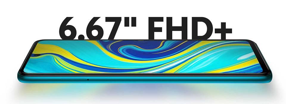 گوشی موبایل شیائومی  Redmi Note 9S M2003J6A1G