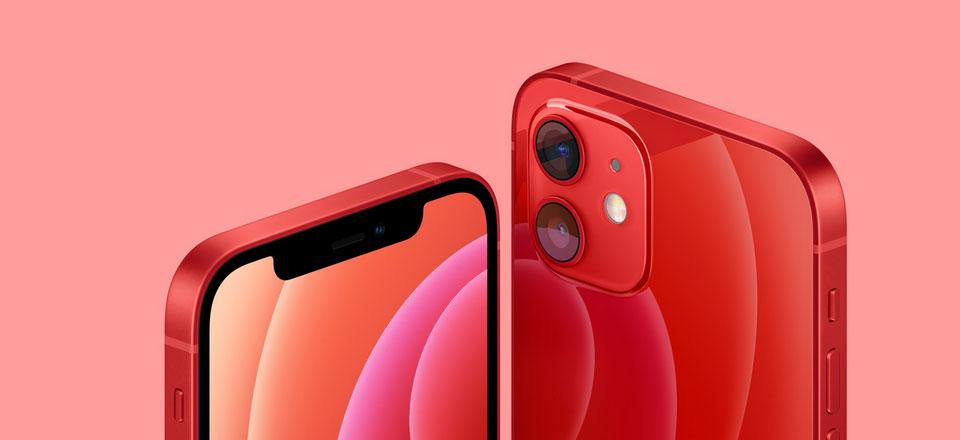 گوشی موبایل اپل مدل iPhone 12 دو سیم کارت ظرفیت 256 گیگابایت
