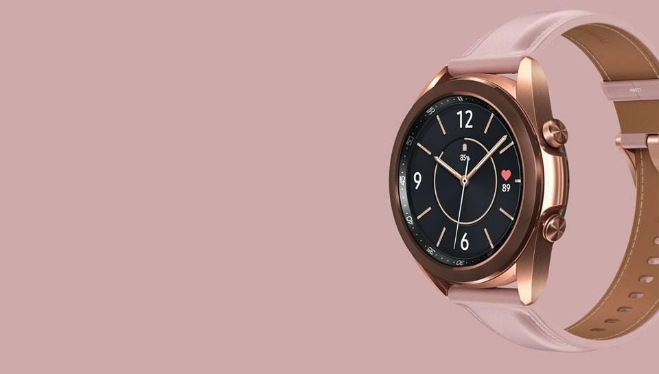 ساعت مچی هوشمند سامسونگ گلکسی Watch 3 SM-R850 41mm